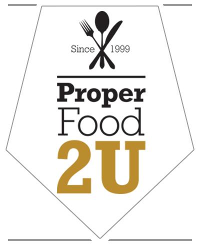 Proper Food 2U