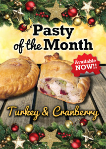 Trukey and Cranberry